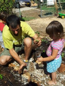 יוצרים גינת ירק בניר ניצן