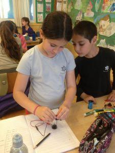 חשמל מדעים כיתה ה2015