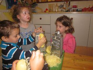 תפוחי אדמה בחנוכה